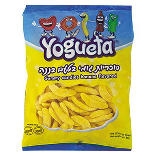 Yogueta Gummy Banana Bag 800gr