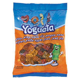 Yogueta Gummy Bears Bag 800gr