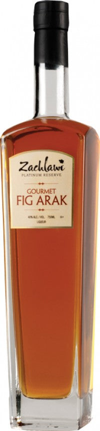 Zachlawi Gourmet Fig Arak 750ml 80 Proof