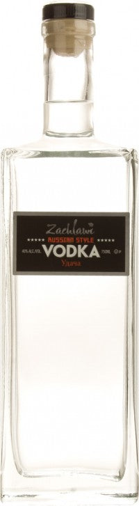 Zachlawi Russian Style Vodka 750ml 80 Proof