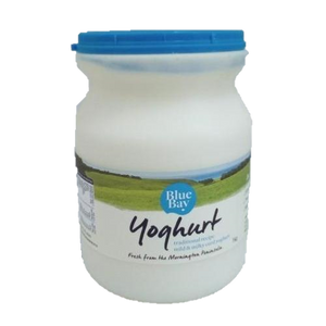 Blue Bay Cow Milk Natural Yogurt (Prostokvasha)