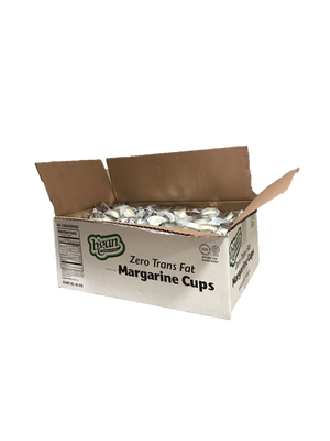 Eden Bakers Margarine Cups Unsalted No Trans Fat 5Gr 3Kg