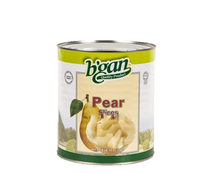 Eden Bulk Pear Slices In Light Syrup 3Kg (A10)