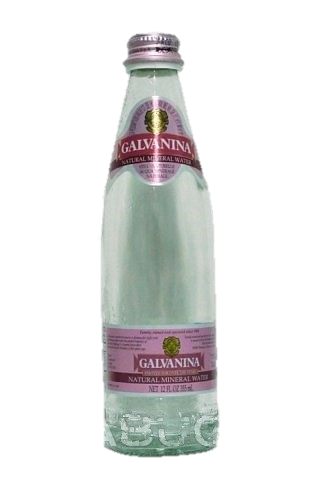 Galvanina Natural Mineral Water 1lt