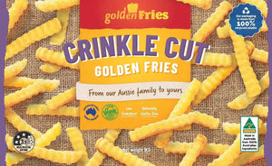 Copy of Golden Fries Crinkle 1kg