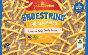 Golden Fries Shoestring 1kg