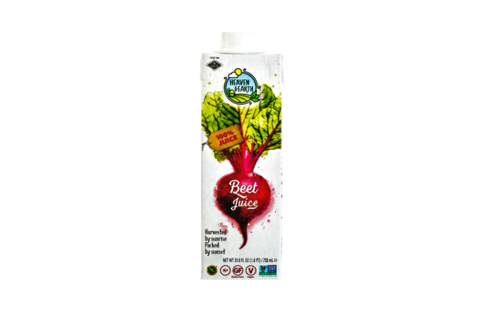Heaven & Earth Beet Juice 750ml