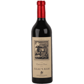 Hevron Heights Isaacs Ram Cabernet Franc 750ml