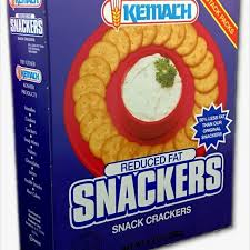 Kemach Snackers Reduced Fat 266G