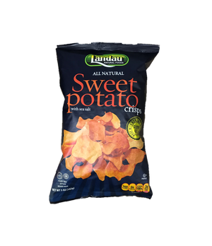 Landau Sweet Potato Crisps 142g