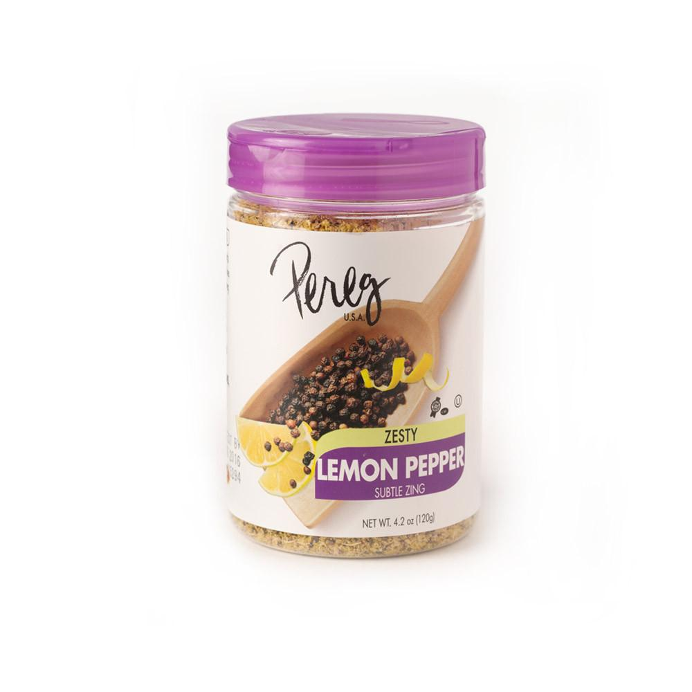 Pereg Spices Lemon Pepper Zesty 120Gr
