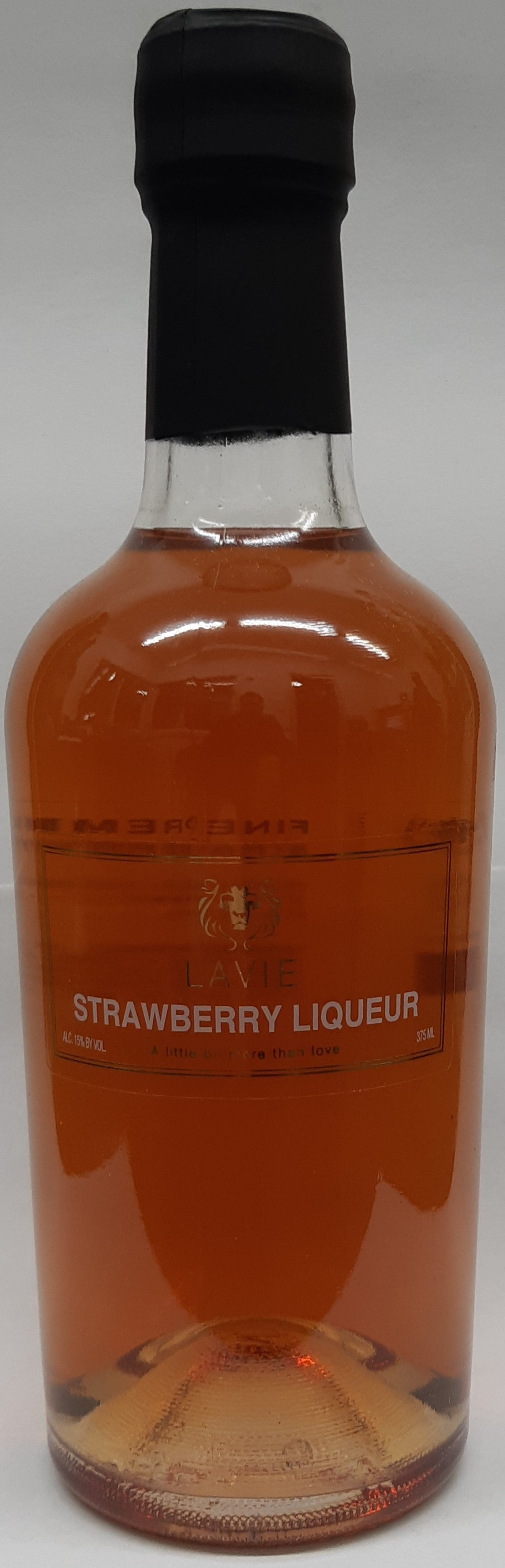 Lavie Strawberry Supreme Liqueur 375Ml