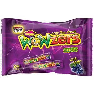 Paskesz Wowzers Grape Family Pack 288G