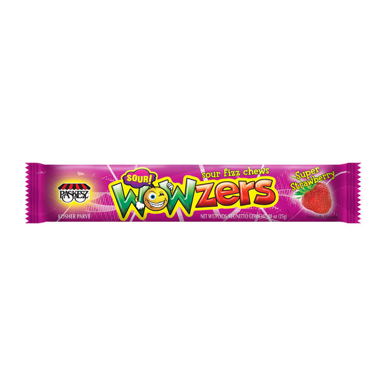 Paskesz Wowzers Strawberry Impulse 25G