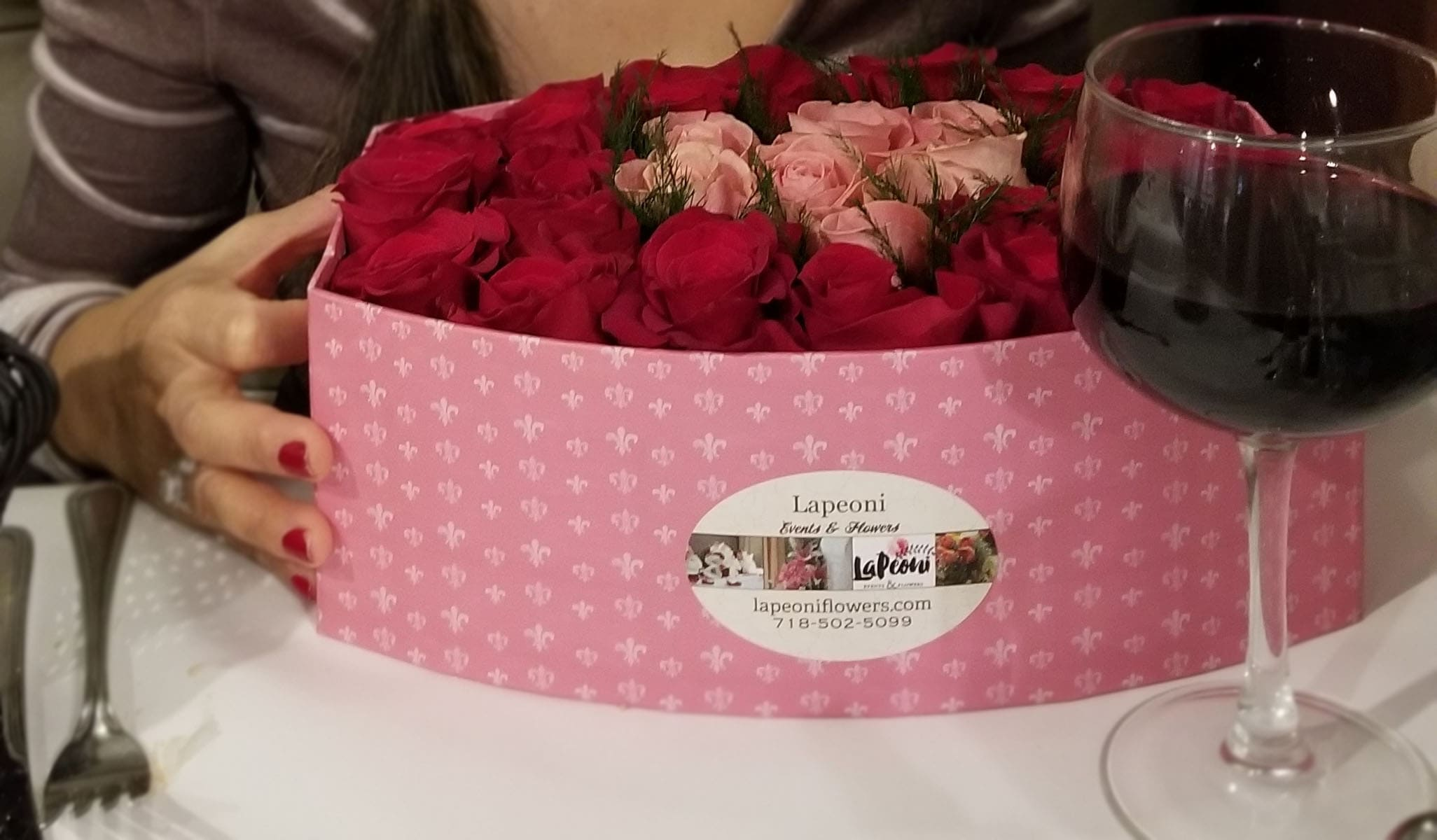 Valentine's Date - Lapeoni Flowers and Events