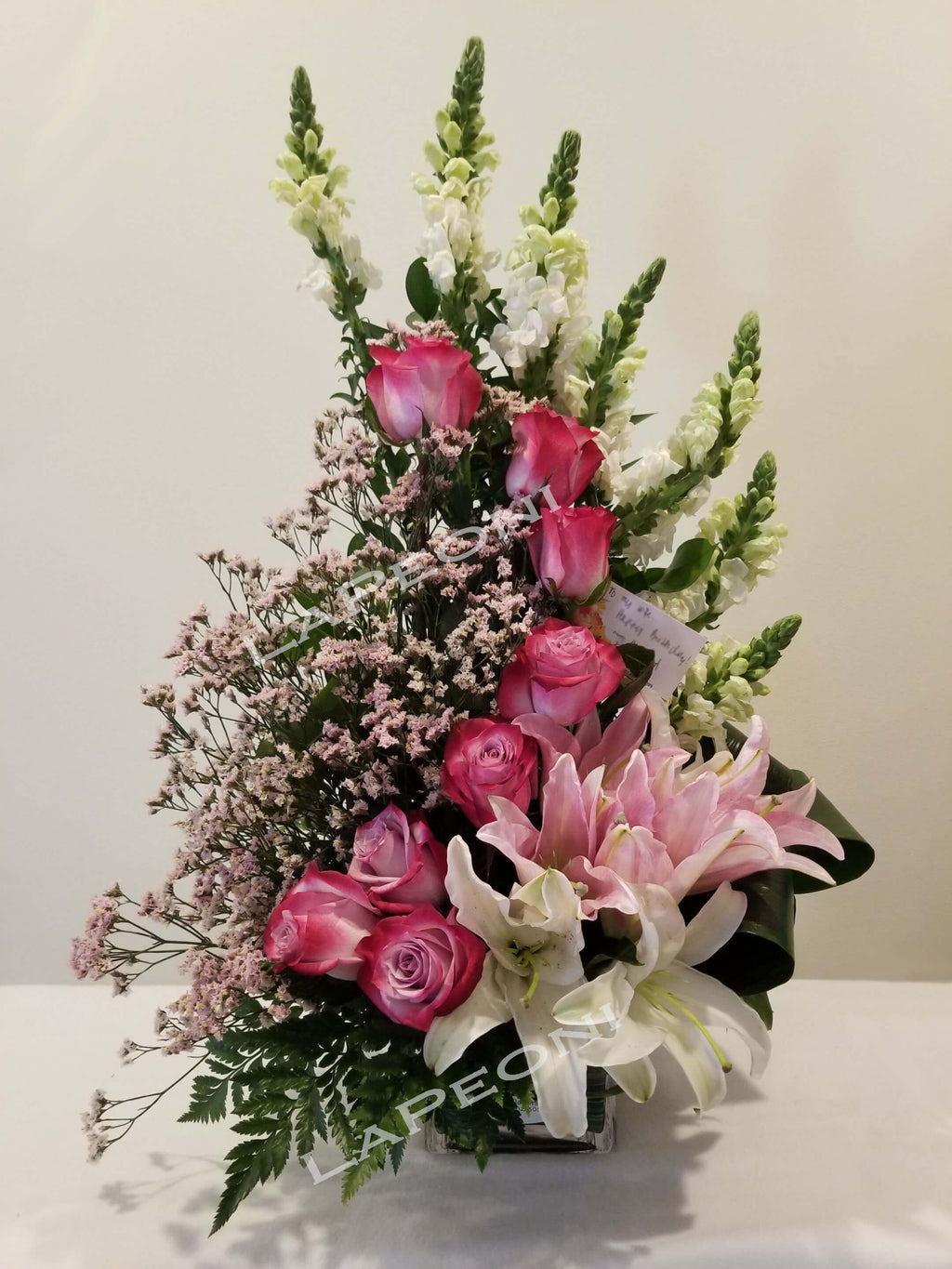 For Her - Send Flower - Lapeoni Flowers and Events