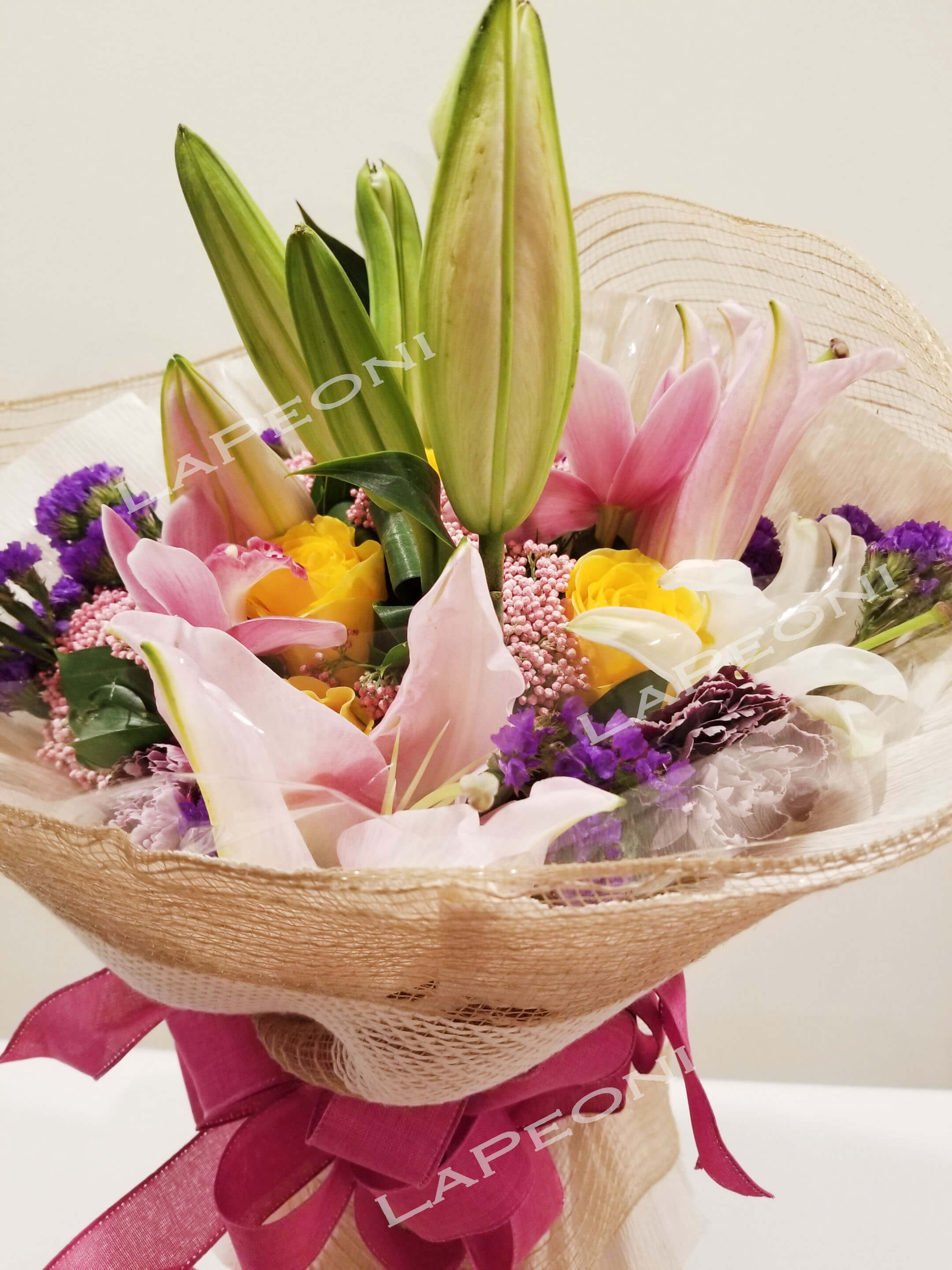 Sweetheart- Send Flowers - Lapeoni Flowers and Events