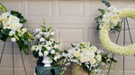 Sympathy Flowers Package - Lapeoni Flowers and Events