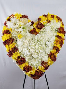 Deepest Sympathy Flowers - Lapeoni Flowers and Events