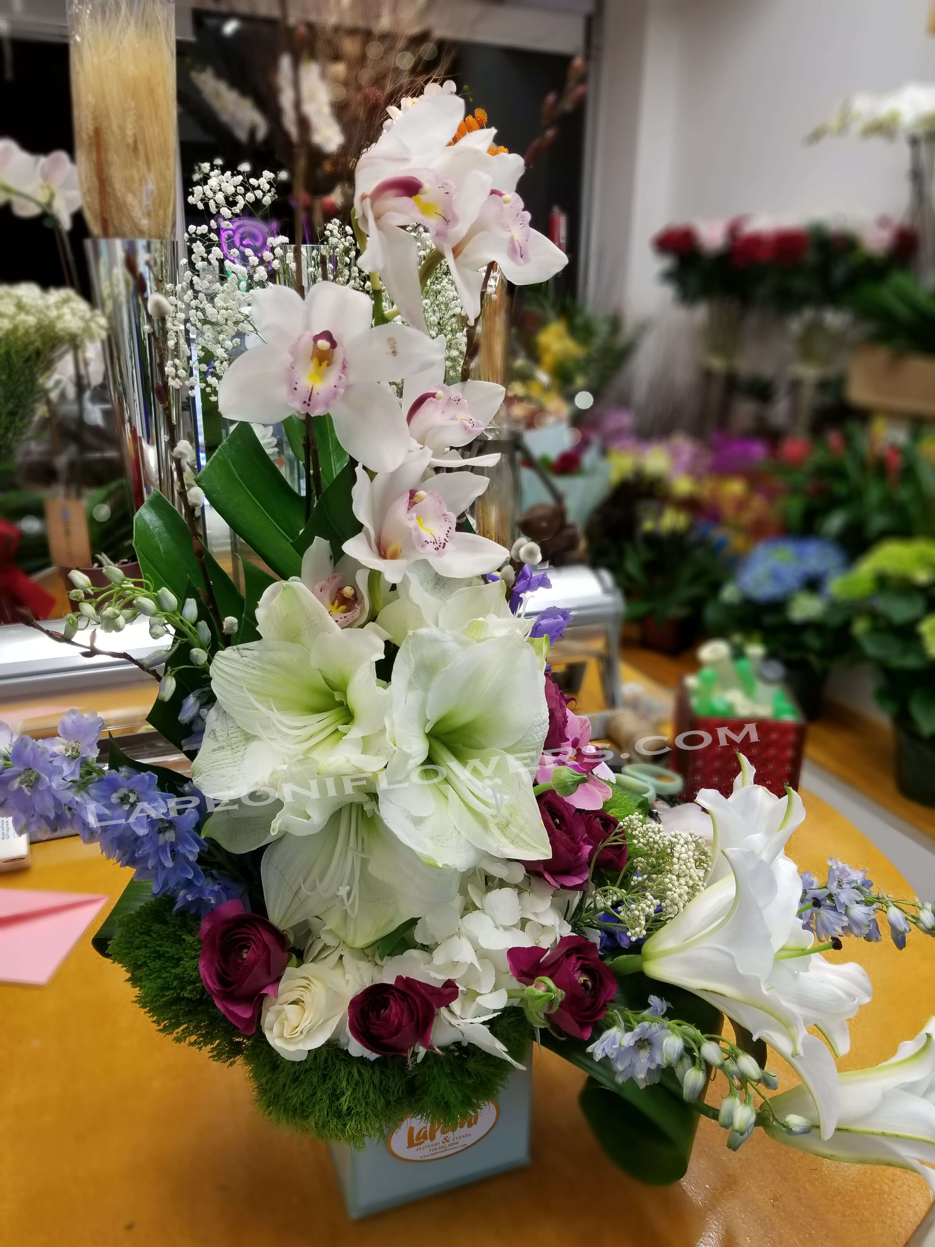 Special Moment Flowers - Lapeoni Flowers and Events