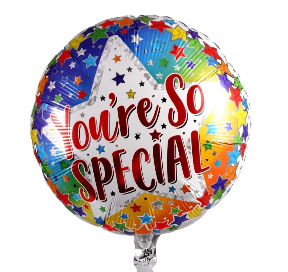 Your So Special Foil Balloon - Lapeoni Flowers and Events