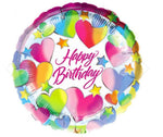 Birth Day Special Foil Balloon - Lapeoni Flowers and Events