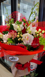 Pick Me Up Bouquet - Lapeoni Flowers and Events