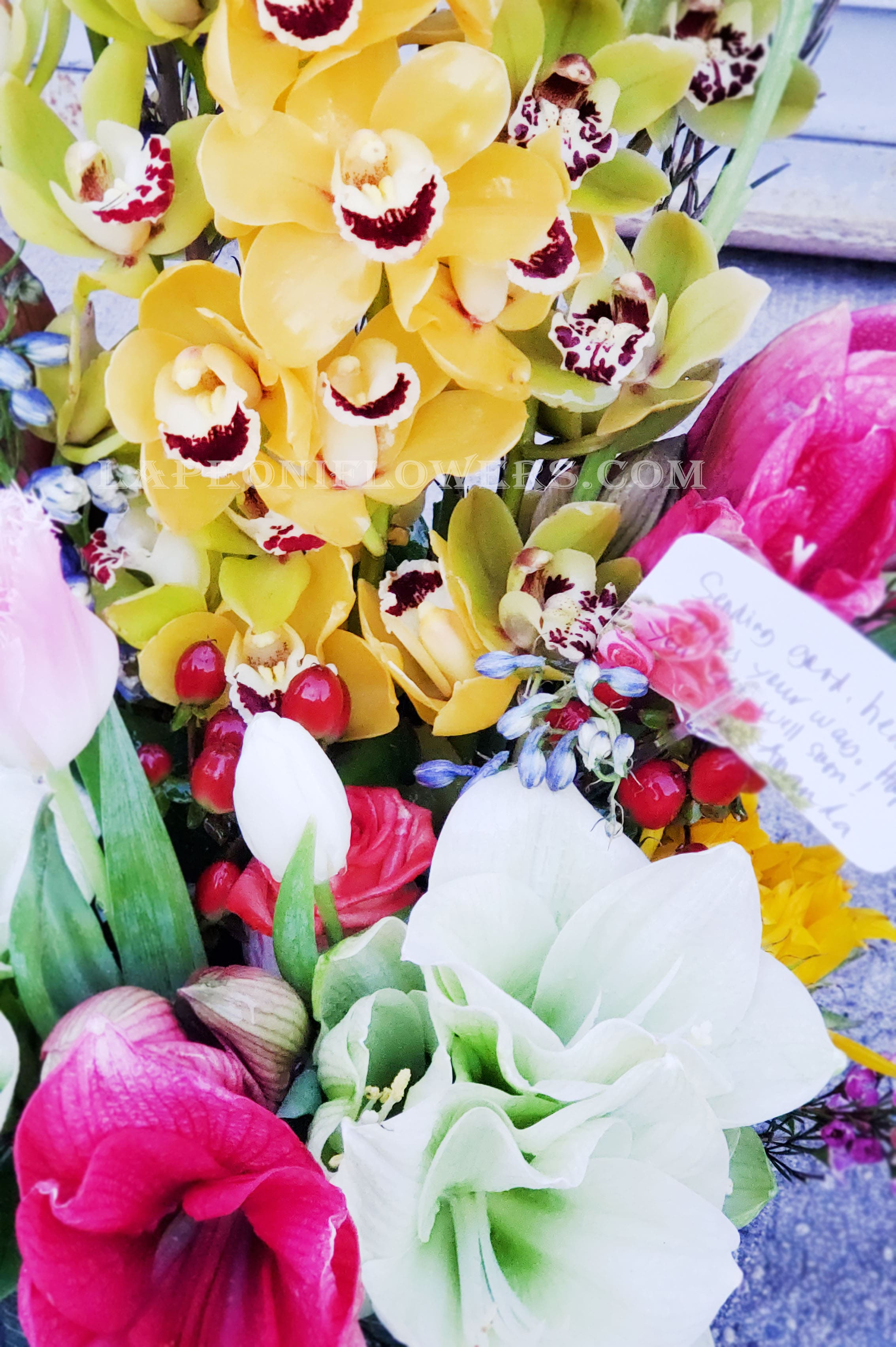 Blooming Bounty - Lapeoni Flowers and Events