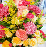 Natural Beauty Bouquet - Lapeoni Flowers and Events