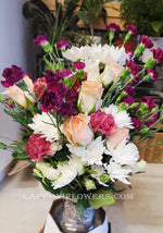 Thoughts of You Bouquet - Lapeoni Flowers and Events