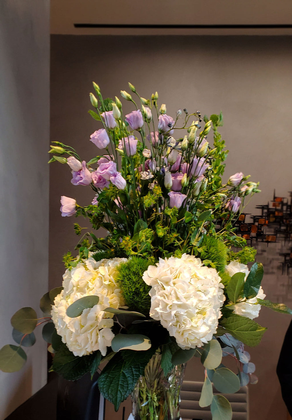 Hydrangea and Blooms - Lapeoni Flowers and Events