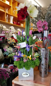 Tower of Elegance - Lapeoni Flowers and Events