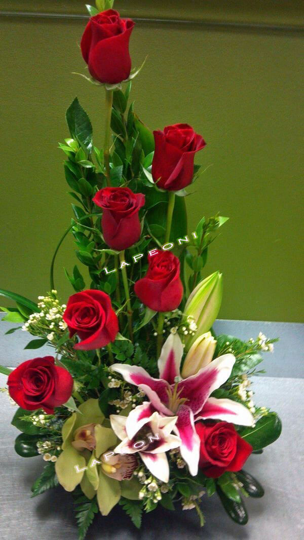 You Are Beautiful - Lapeoni Flowers and Events