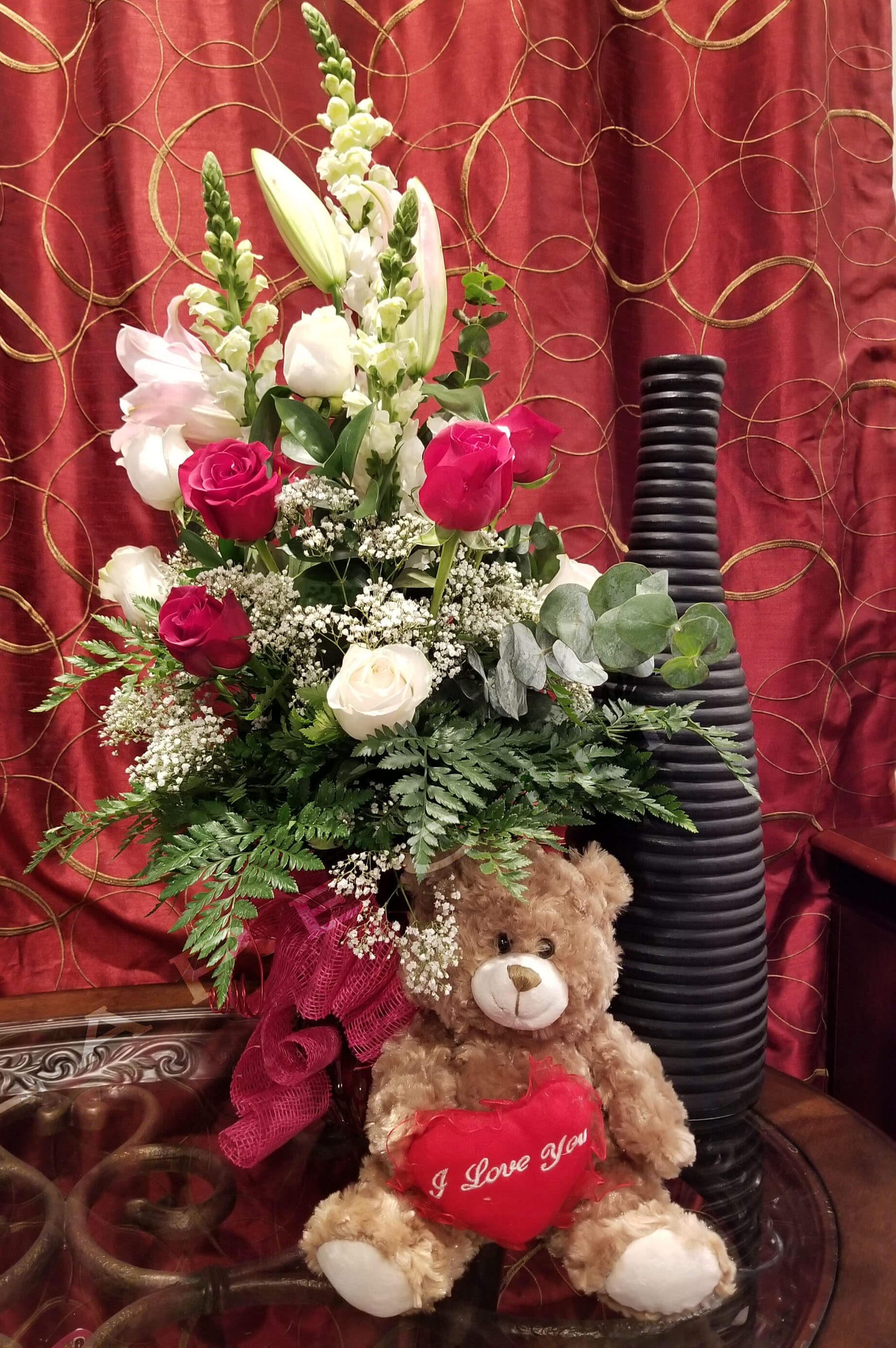 Be My Valentines - Lapeoni Flowers and Events