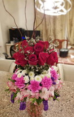 Tower of Love - Lapeoni Flowers and Events