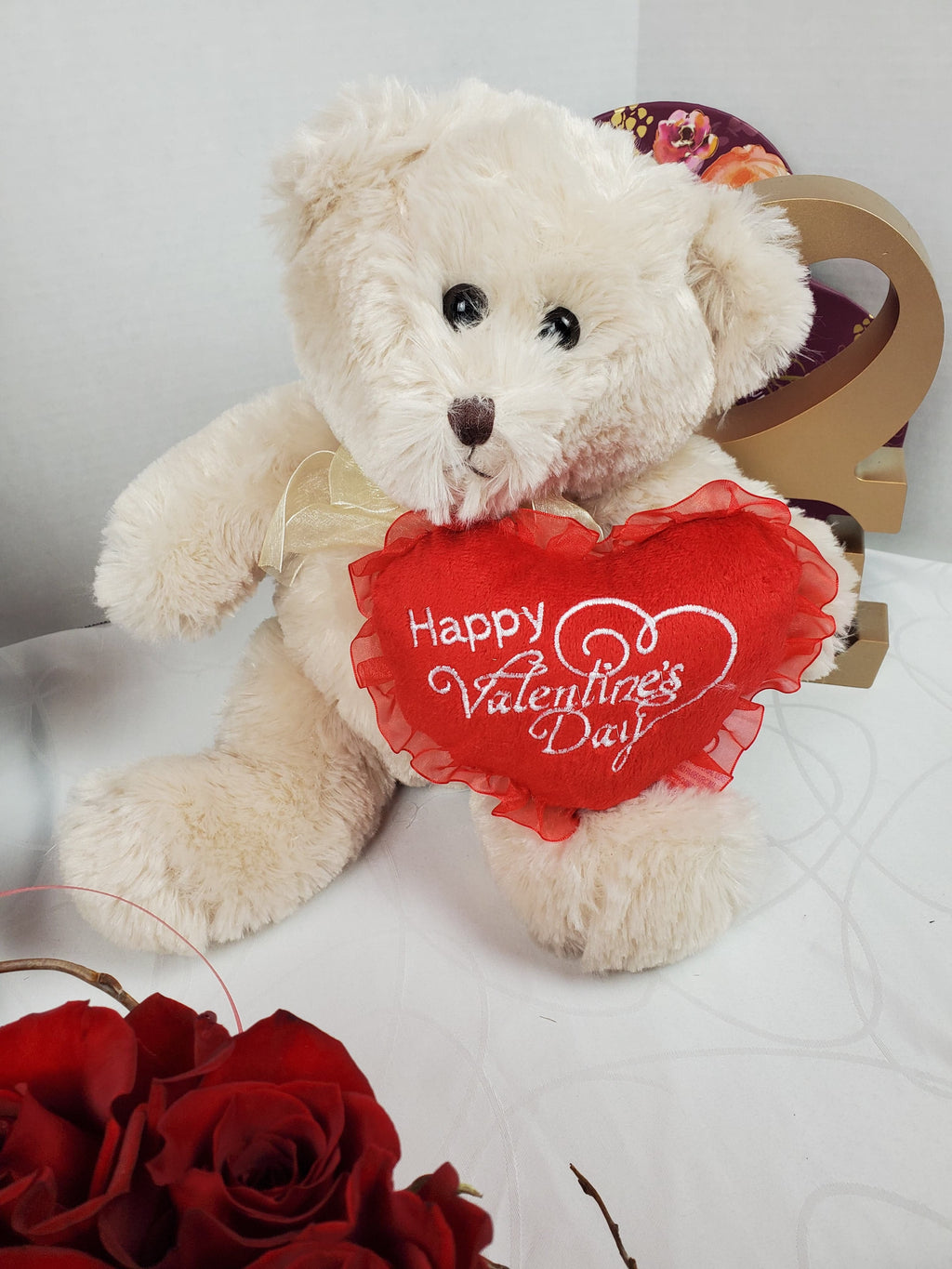 Valentines Day Plush - Lapeoni Flowers and Events