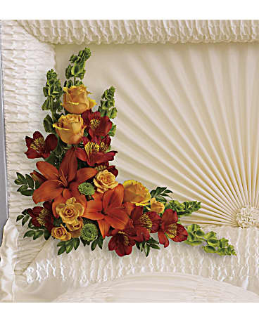 Sympathy Insert - Lapeoni Flowers and Events