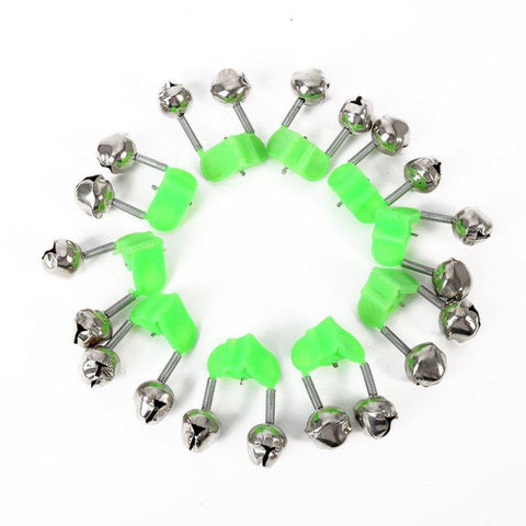10 Pcs Fishing Bite Alarms