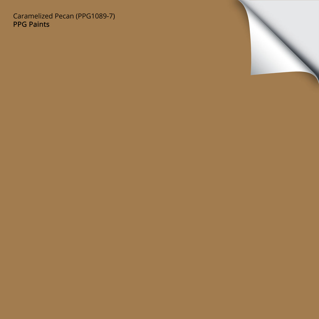Caramelized Pecan (PPG1089-7): 12