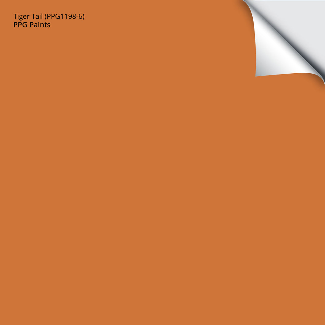Tiger Tail (PPG1198-6): 12