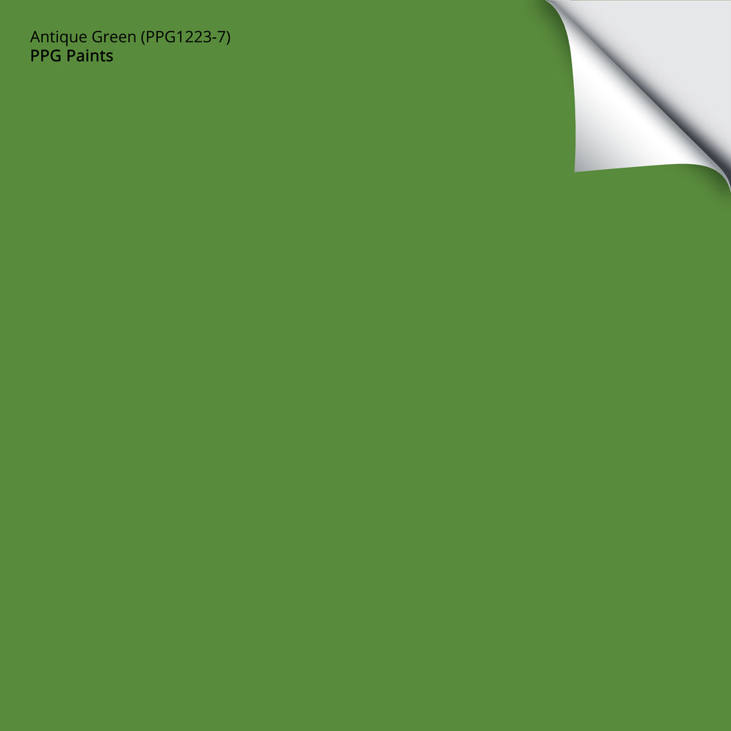 Antique Green (PPG1223-7): 12
