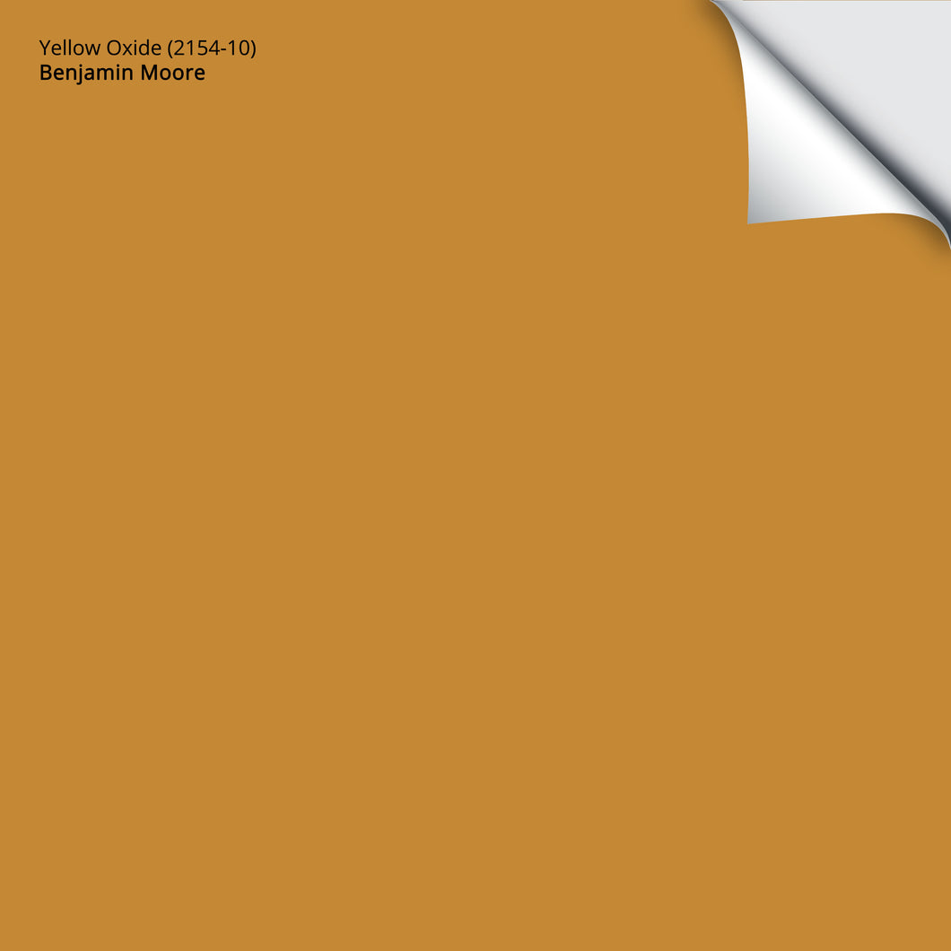 Yellow Oxide (2154-10): 12