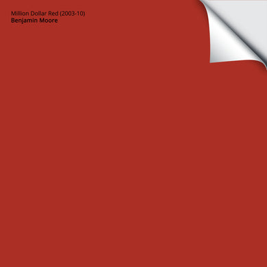 Million Dollar Red (2003-10): 12