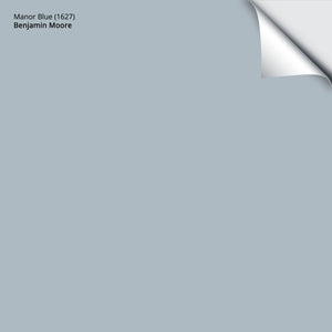 "Manor Blue (1627): 12""x12"""