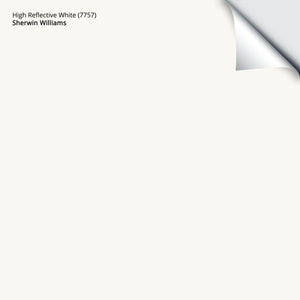 "High Reflective White (7757): 12""x12"""