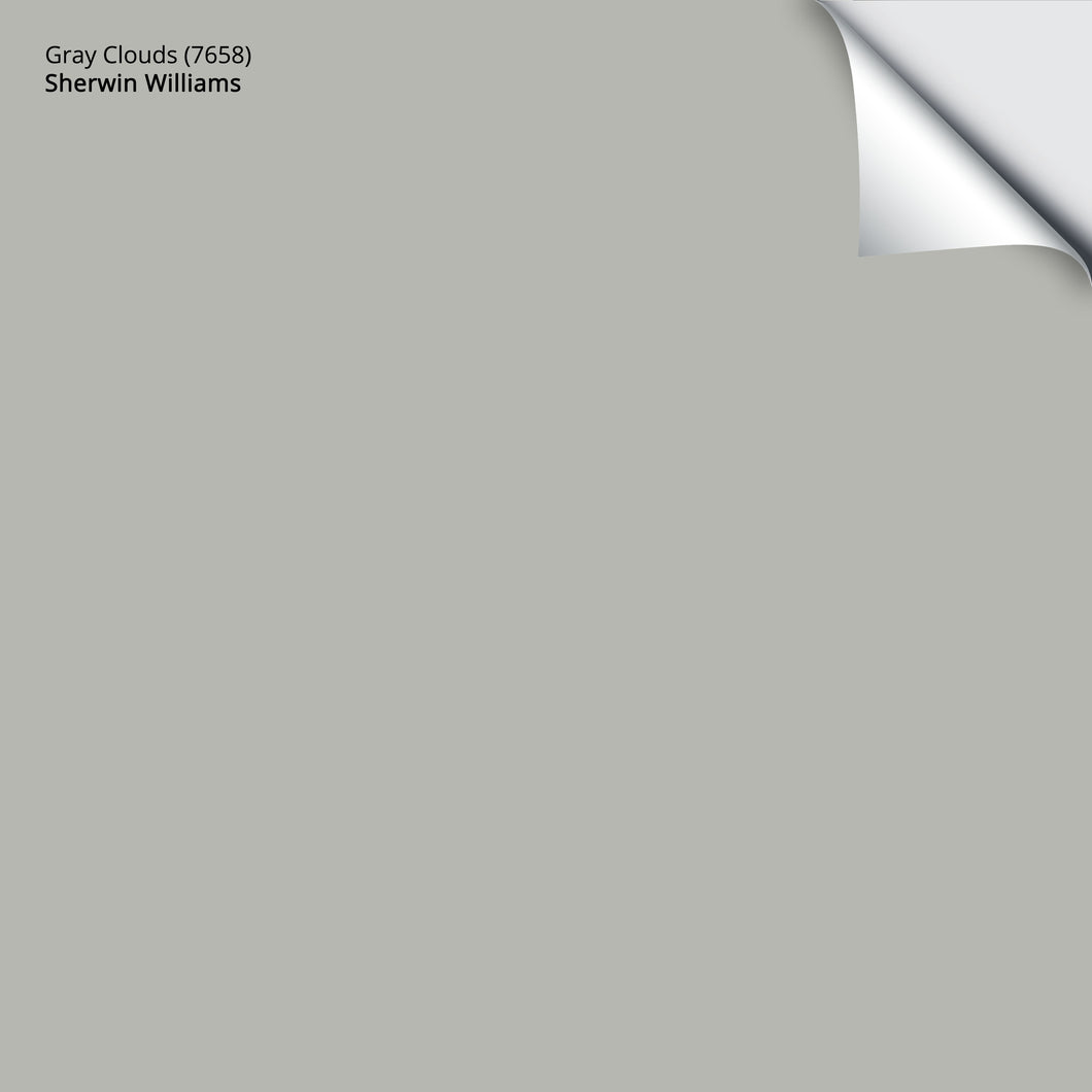 Gray Clouds (7658): 12