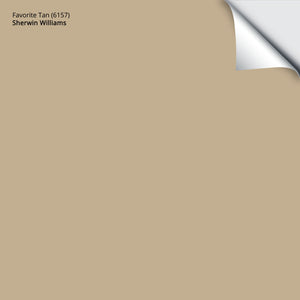 "Favorite Tan (6157): 12""x12"""