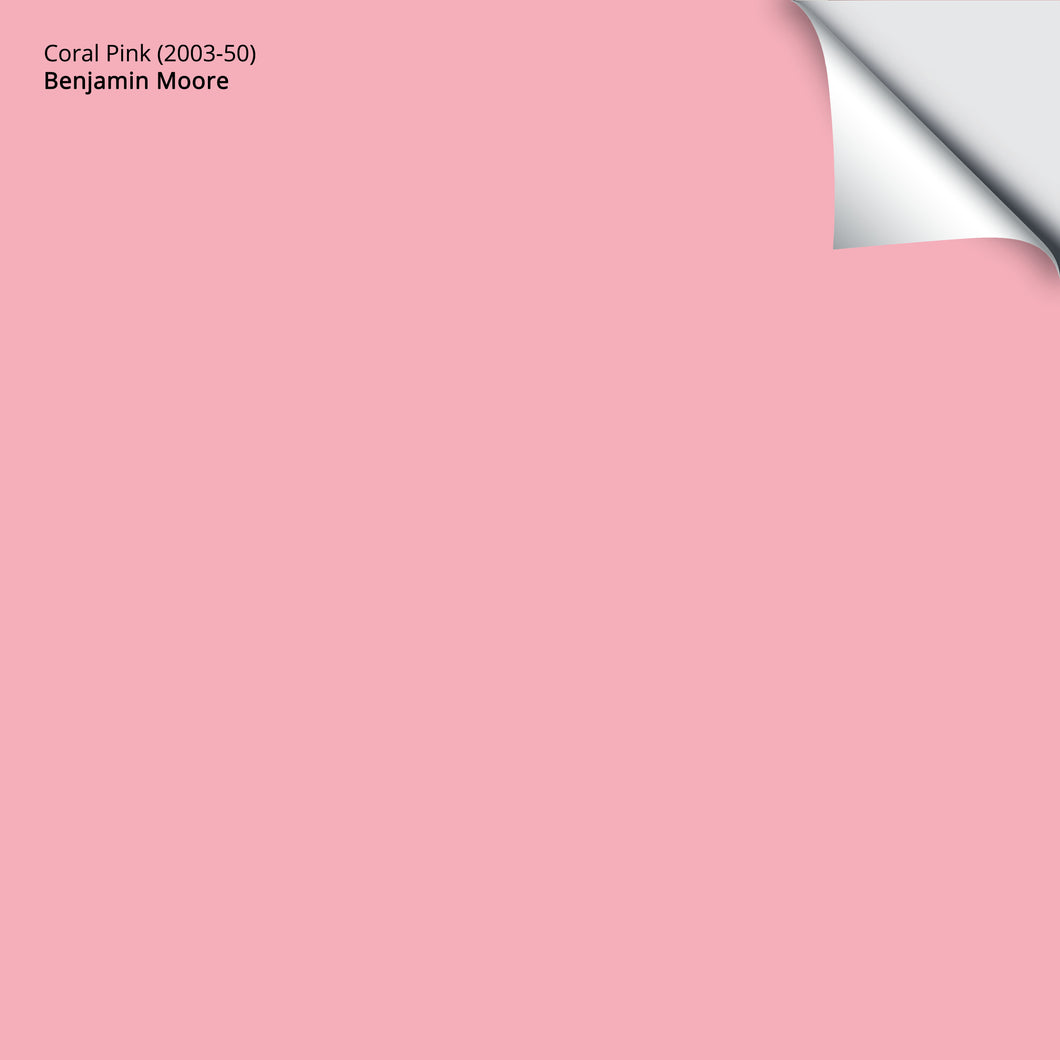 Coral Pink (2003-50): 12