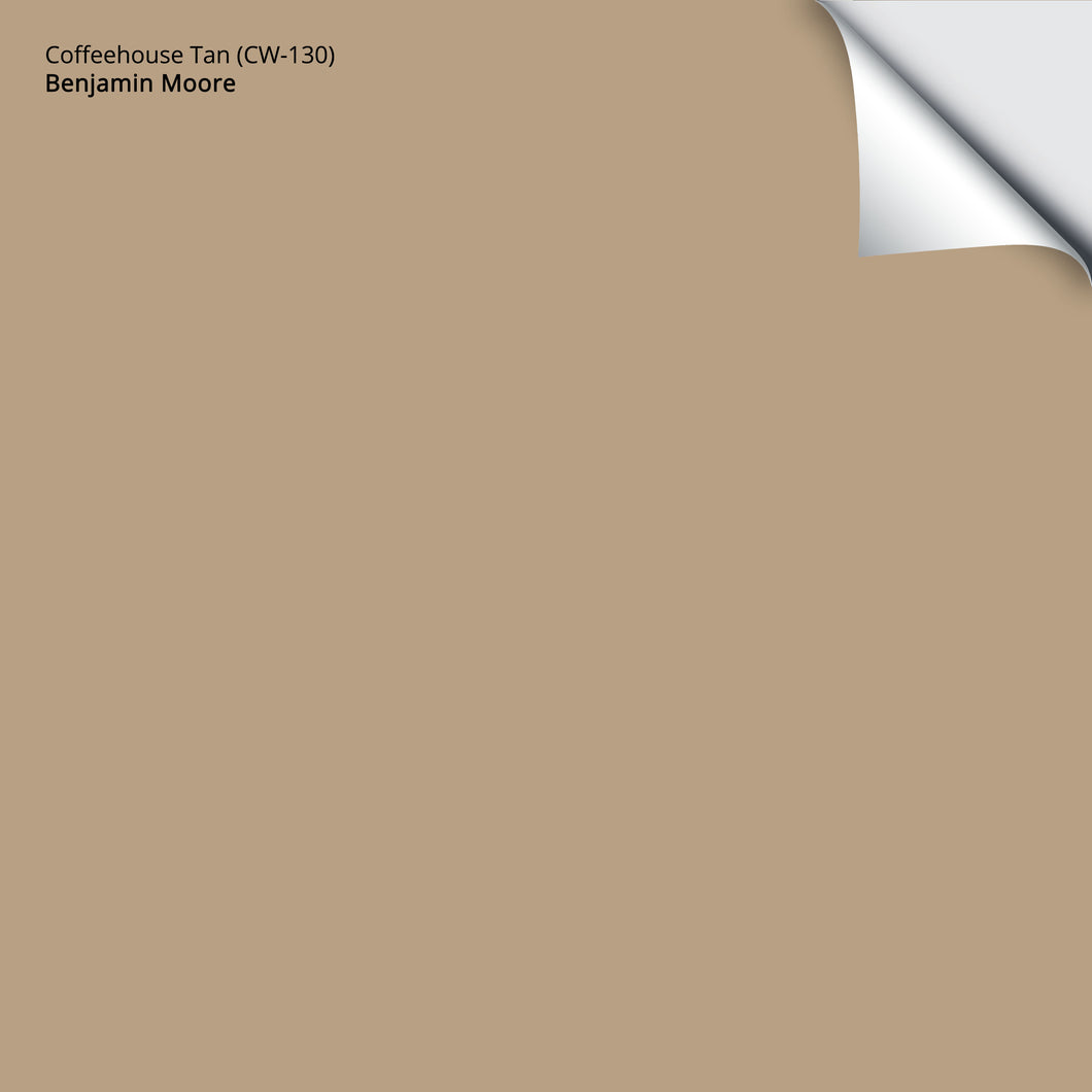 Coffeehouse Tan (CW-130): 12