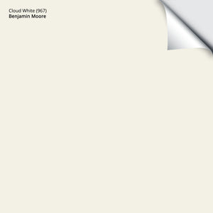 "Cloud White (967): 12""x12"""